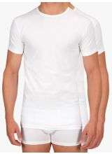 Alan Red 2-pack T-shirts Ottawa Body Fit O-Neck