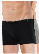 2-Pack Boxershorts Schiesser 95/5 Cotton Stretch Shorts