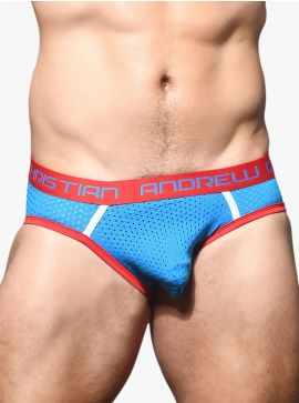 Andrew Christian Almost Naked Sports Mesh Brief